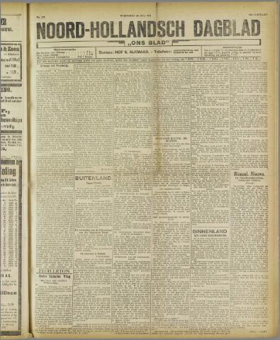 Ons Blad : katholiek nieuwsblad voor N-H 1921-07-20