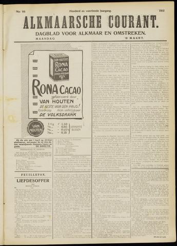 Alkmaarsche Courant 1912-03-18