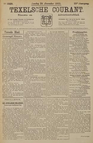 Texelsche Courant 1911-12-24