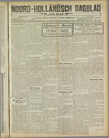 Ons Blad : katholiek nieuwsblad voor N-H 1921-12-09