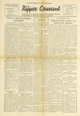 Rijper Courant 1949-07-08