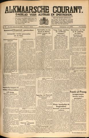 Alkmaarsche Courant 1939-08-02
