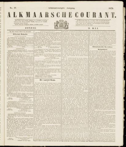 Alkmaarsche Courant 1876-05-21
