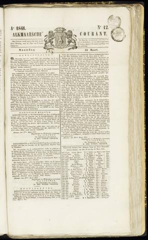 Alkmaarsche Courant 1841-03-22