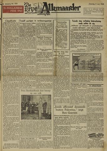 De Vrije Alkmaarder 1948-06-05