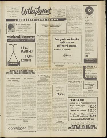 Uitkijkpost : nieuwsblad voor Heiloo e.o. 1973-07-11
