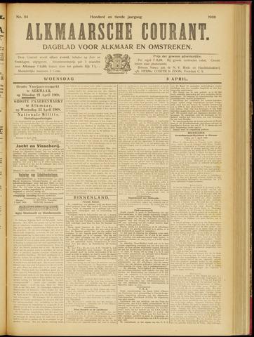 Alkmaarsche Courant 1908-04-08