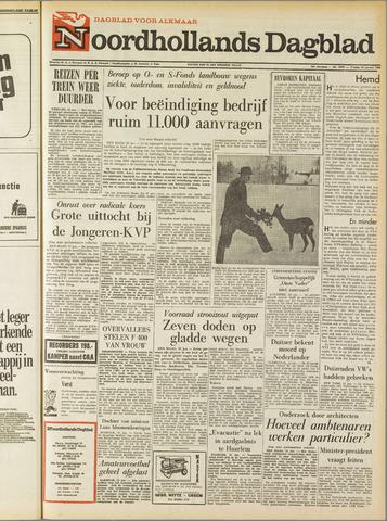 Noordhollands Dagblad : dagblad voor Alkmaar en omgeving 1968-01-12