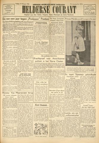 Heldersche Courant 1950-02-17