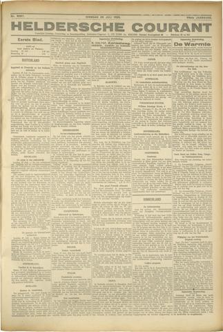 Heldersche Courant 1925-07-28