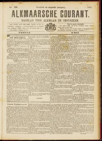 Alkmaarsche Courant 1907-05-31