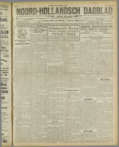 Ons Blad : katholiek nieuwsblad voor N-H 1921-09-17