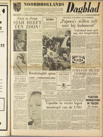 Noordhollands Dagblad : dagblad voor Alkmaar en omgeving 1960-10-31