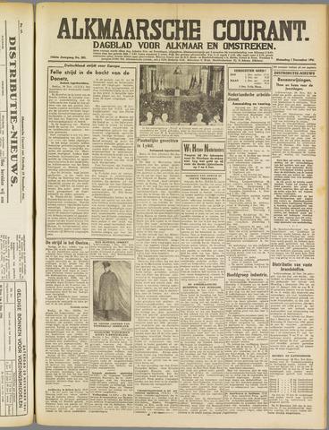Alkmaarsche Courant 1941-12-01