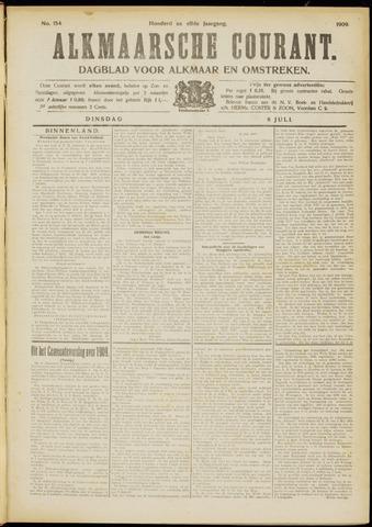 Alkmaarsche Courant 1909-07-06