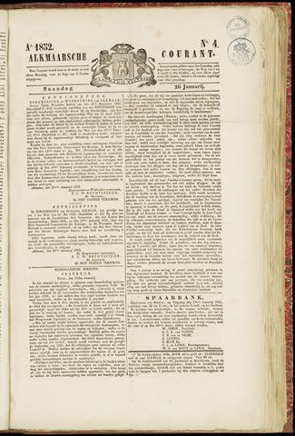 Alkmaarsche Courant 1852-01-26