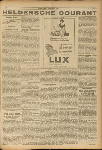 Heldersche Courant 1923-09-06