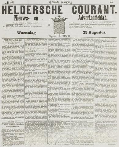 Heldersche Courant 1875-08-25