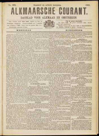 Alkmaarsche Courant 1906-12-12