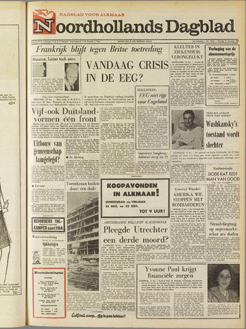 Noordhollands Dagblad : dagblad voor Alkmaar en omgeving 1967-12-19