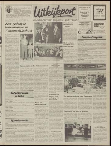Uitkijkpost : nieuwsblad voor Heiloo e.o. 1985-10-23