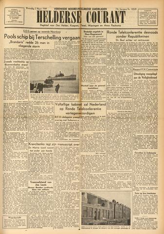 Heldersche Courant 1949-03-02