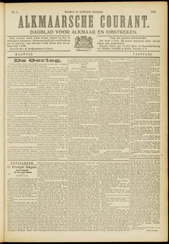 Alkmaarsche Courant 1918-01-07