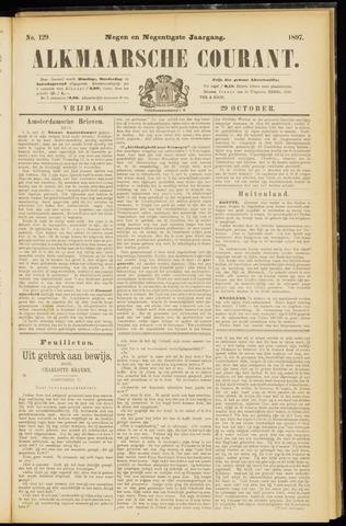 Alkmaarsche Courant 1897-10-29
