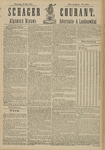Schager Courant 1911-05-10