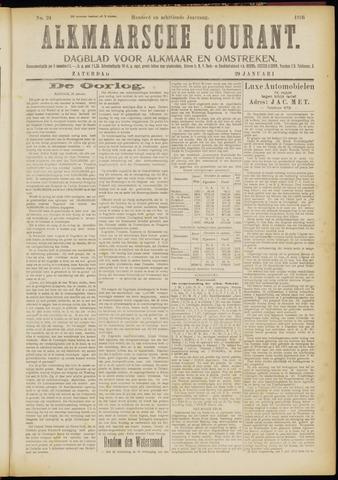 Alkmaarsche Courant 1916-01-29