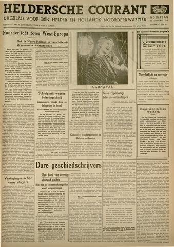 Heldersche Courant 1938-01-26
