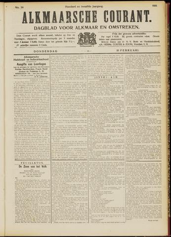 Alkmaarsche Courant 1910-02-10