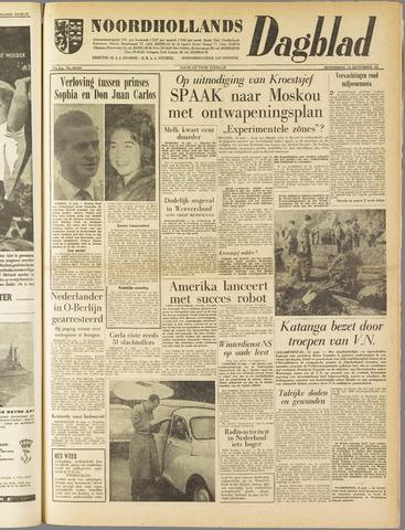Noordhollands Dagblad : dagblad voor Alkmaar en omgeving 1961-09-14