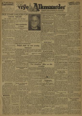 De Vrije Alkmaarder 1946-04-12