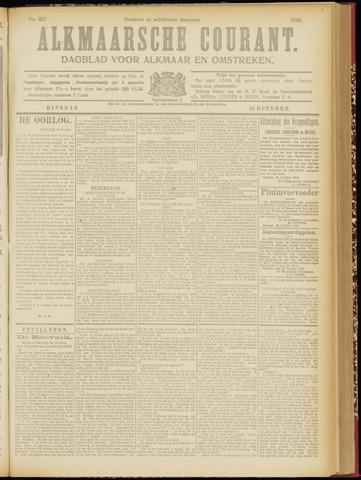 Alkmaarsche Courant 1916-10-24
