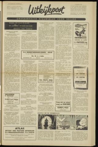Uitkijkpost : nieuwsblad voor Heiloo e.o. 1962-08-09