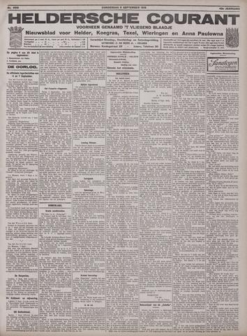 Heldersche Courant 1915-09-09