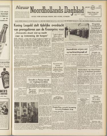 Nieuw Noordhollandsch Dagblad : voor Alkmaar en omgeving 1950-04-17