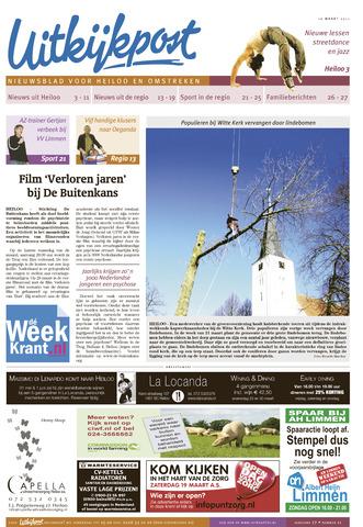 Uitkijkpost : nieuwsblad voor Heiloo e.o. 2011-03-16