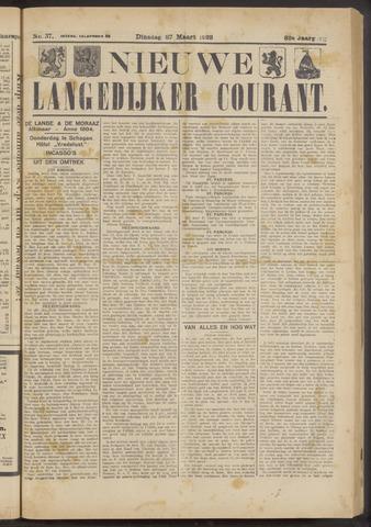 Nieuwe Langedijker Courant 1923-03-27