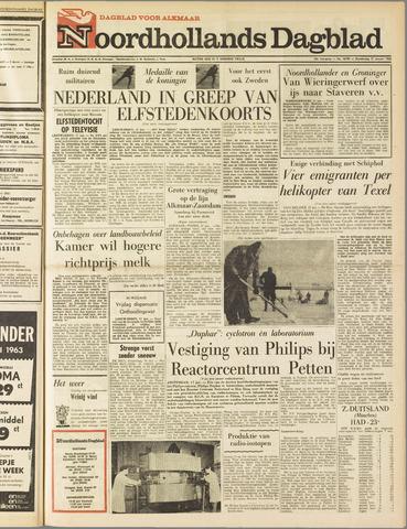 Noordhollands Dagblad : dagblad voor Alkmaar en omgeving 1963-01-17
