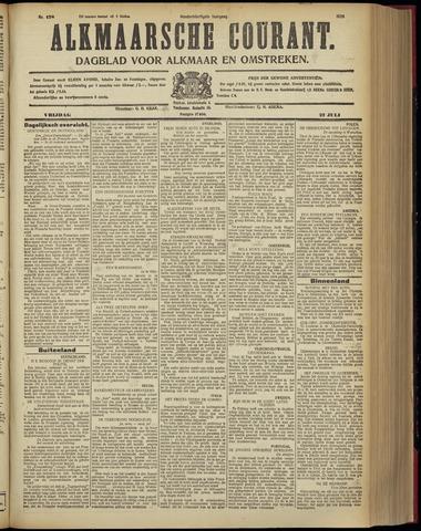 Alkmaarsche Courant 1928-07-27