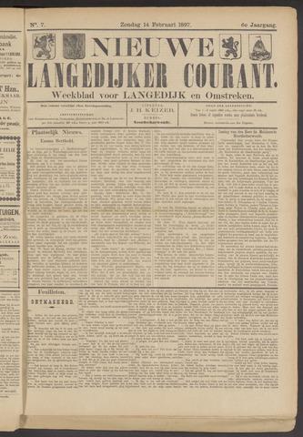Nieuwe Langedijker Courant 1897-02-14
