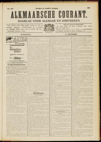 Alkmaarsche Courant 1910-12-13