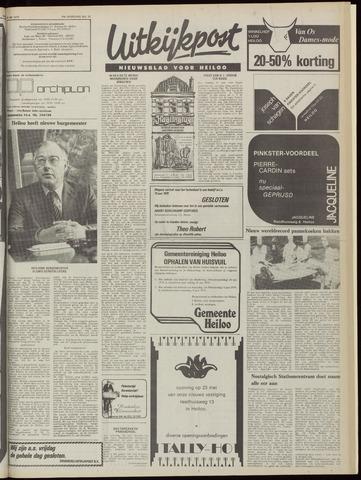 Uitkijkpost : nieuwsblad voor Heiloo e.o. 1979-05-23