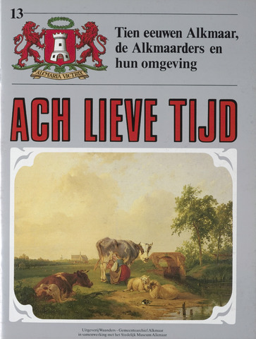 Ach Lieve Tijd Alkmaar 1988-09-01