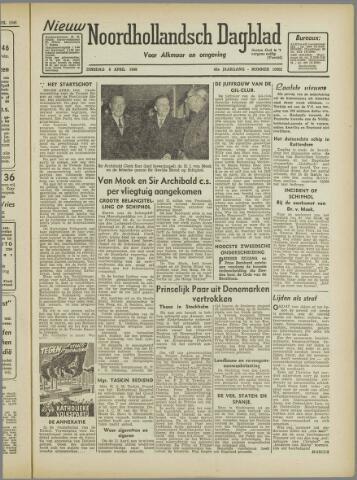 Nieuw Noordhollandsch Dagblad : voor Alkmaar en omgeving 1946-04-09