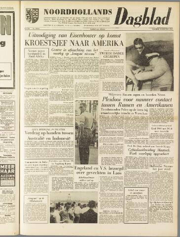 Noordhollands Dagblad : dagblad voor Alkmaar en omgeving 1959-08-03