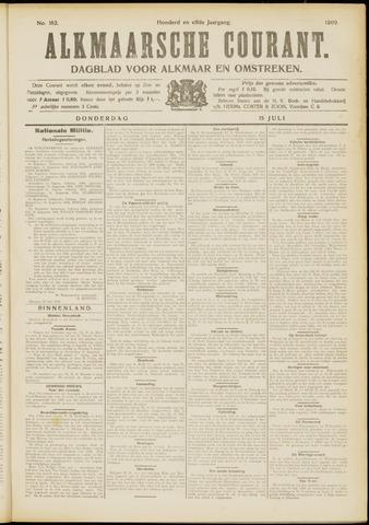 Alkmaarsche Courant 1909-07-15