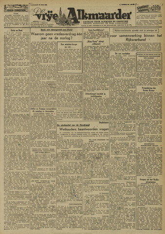 De Vrije Alkmaarder 1946-07-24